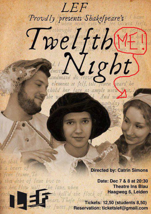 twelfth night homework help
