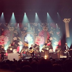 A grand show from Vampire Weekend