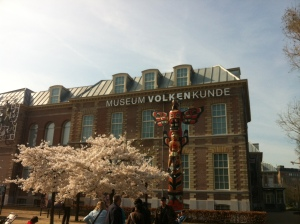 The Volkenkunde Museum.