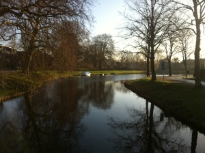 Why wouldn't you want to run in Leiden?