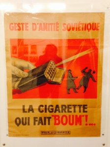 The 'explosive' Soviet cigarettes (apparently)