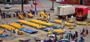Cheese market